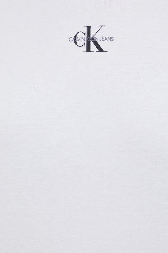 Calvin Klein Jeans - Longsleeve bawełniany Damski