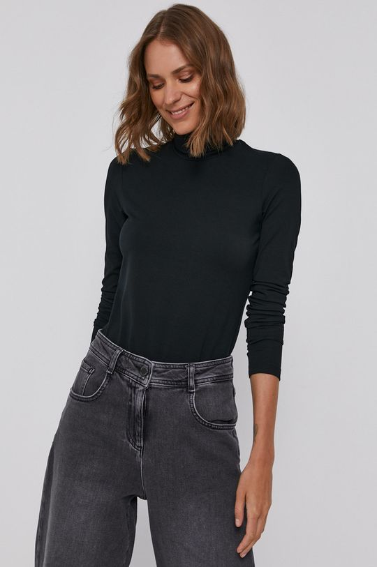 čierna Pennyblack - Tričko s dlhým rukávom Dámsky