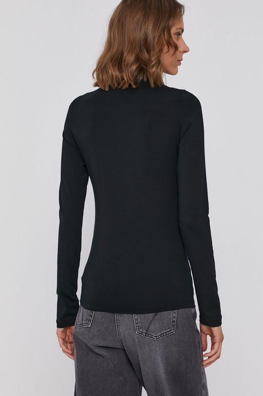 Pennyblack - Tričko s dlhým rukávom  8% Elastan, 92% Viskóza