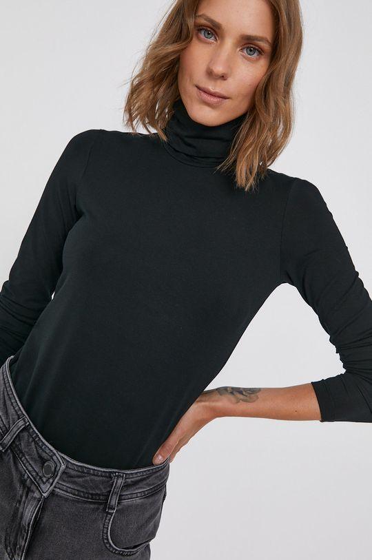 čierna Pennyblack - Tričko s dlhým rukávom