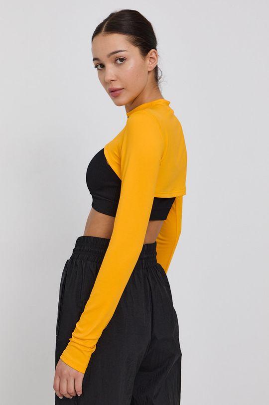 Reebok - Tričko s dlouhým rukávem  9% Elastan, 91% Polyester