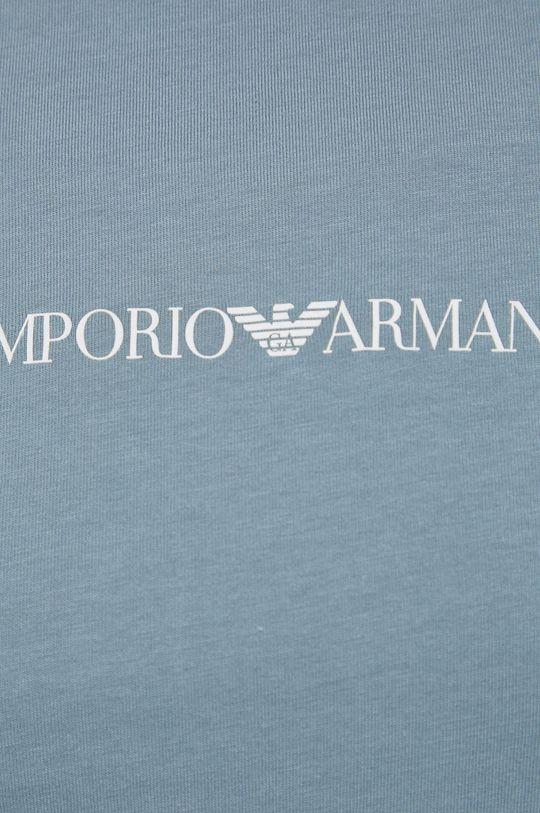 zielony Emporio Armani Underwear - Longsleeve
