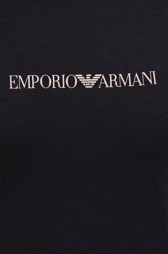 czarny Emporio Armani Underwear - Longsleeve