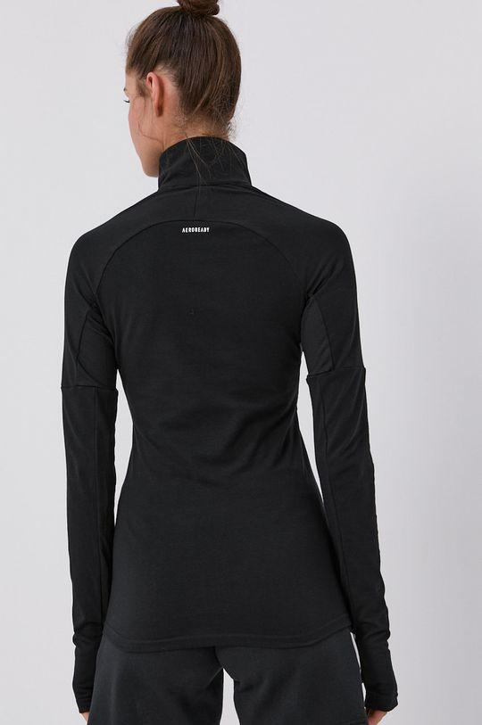 adidas - Tričko s dlouhým rukávem  52% Bavlna, 5% Elastan, 43% Recyklovaný polyester