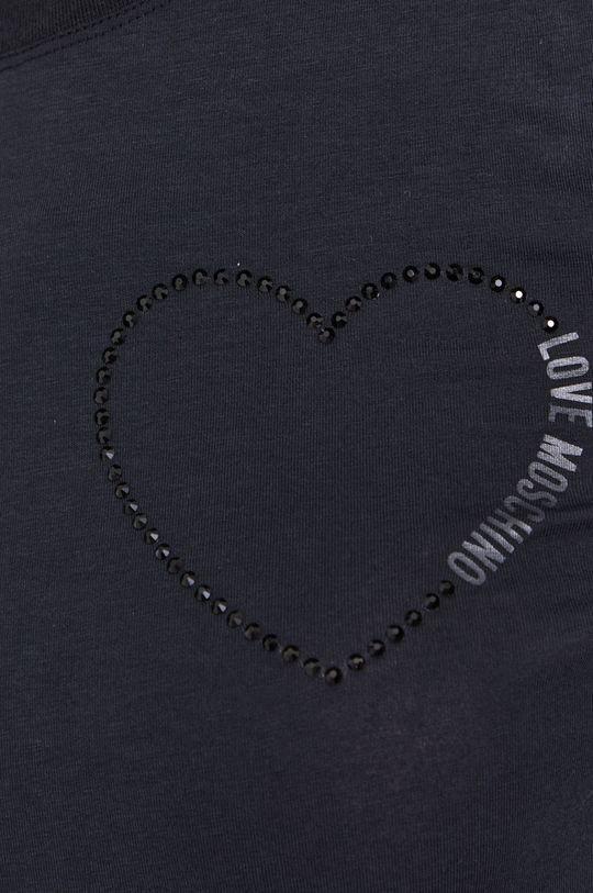 Love Moschino - Longsleeve Damski