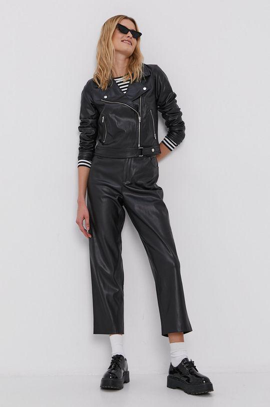 Jacqueline de Yong - Tričko s dlhým rukávom  5% Elastan, 60% Polyester, 35% Viskóza
