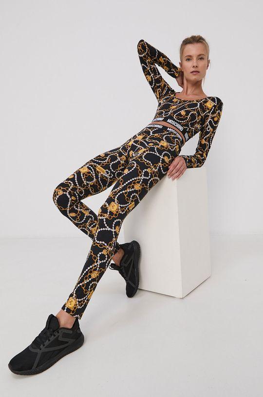 czarny Moschino Underwear - Longsleeve