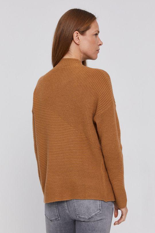 United Colors of Benetton - Sweter z domieszką wełny 50 % Akryl, 50 % Wełna