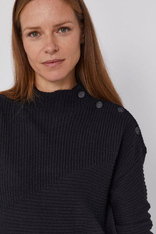 negru United Colors of Benetton - Pulover De femei