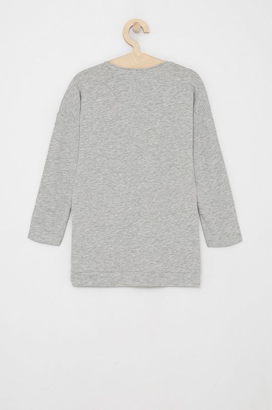 Guess - Dětské tričko s dlouhým rukávem  5% Spandex, 5% Viskóza, 90% Organická bavlna
