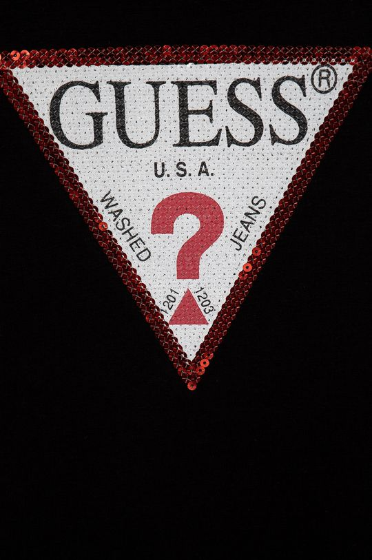 Guess - Dětské tričko s dlouhým rukávem  95% Bavlna, 5% Elastan