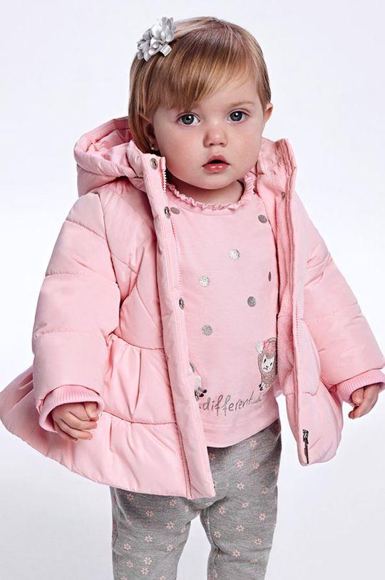 różowy Mayoral - Longsleeve dziecięcy Dziewczęcy