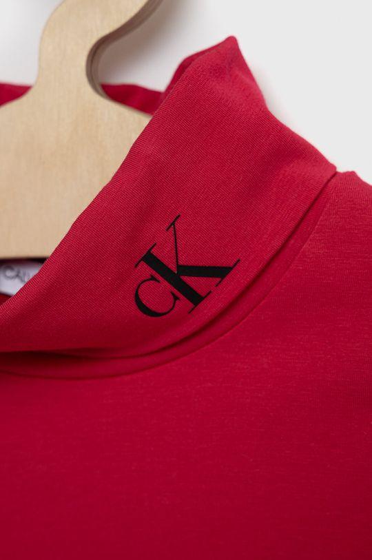 Calvin Klein Jeans - Longsleeve dziecięcy 95 % Bawełna, 5 % Elastan