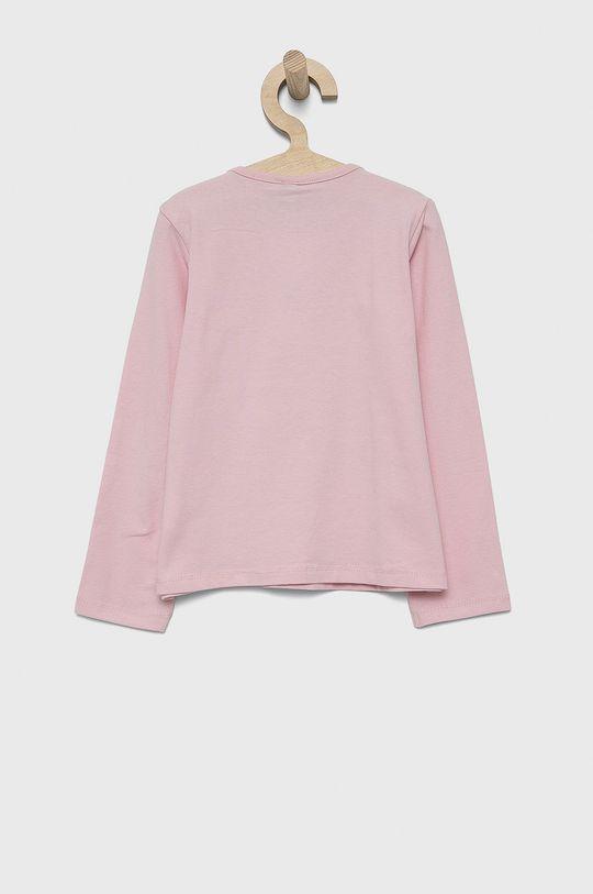 Birba&Trybeyond - Longsleeve copii roz pastelat