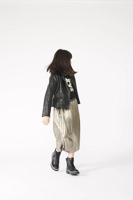 negru Karl Lagerfeld - Longsleeve copii De fete