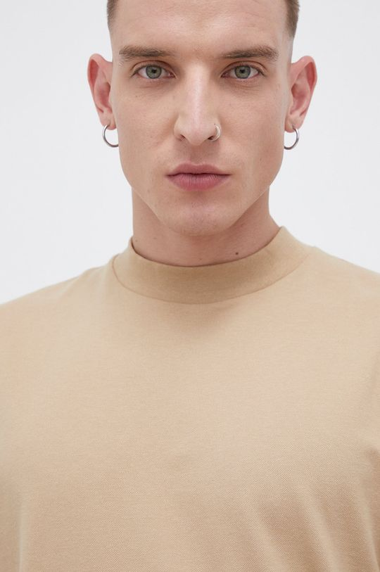 piaskowy Only & Sons - Longsleeve