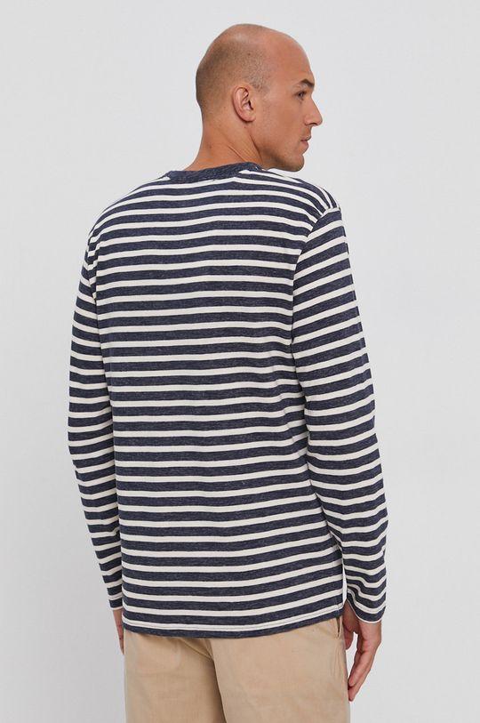 Selected - Bavlněné tričko s dlouhým rukávem  100% Organická bavlna