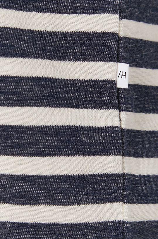 Selected - Bavlněné tričko s dlouhým rukávem Pánský