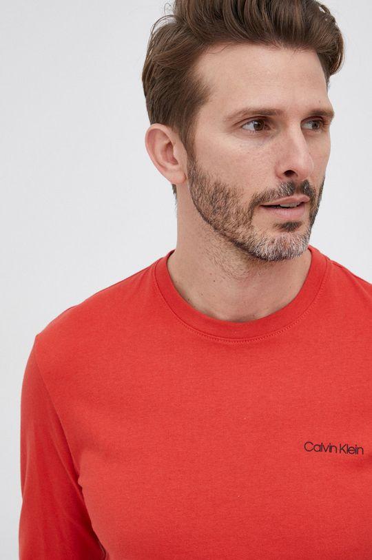czerwony Calvin Klein - Longsleeve