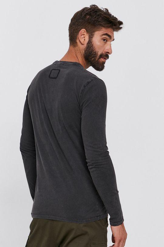 Tigha - Tričko s dlouhým rukávem Benjiro  100% Bavlna