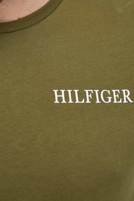 Tommy Hilfiger - Longsleeve bawełniany Męski