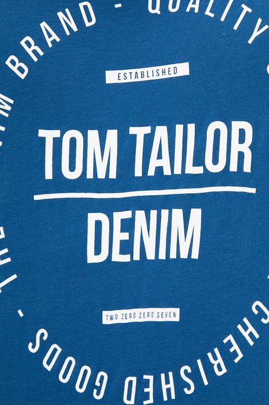 Tom Tailor - Longsleeve bawełniany Męski