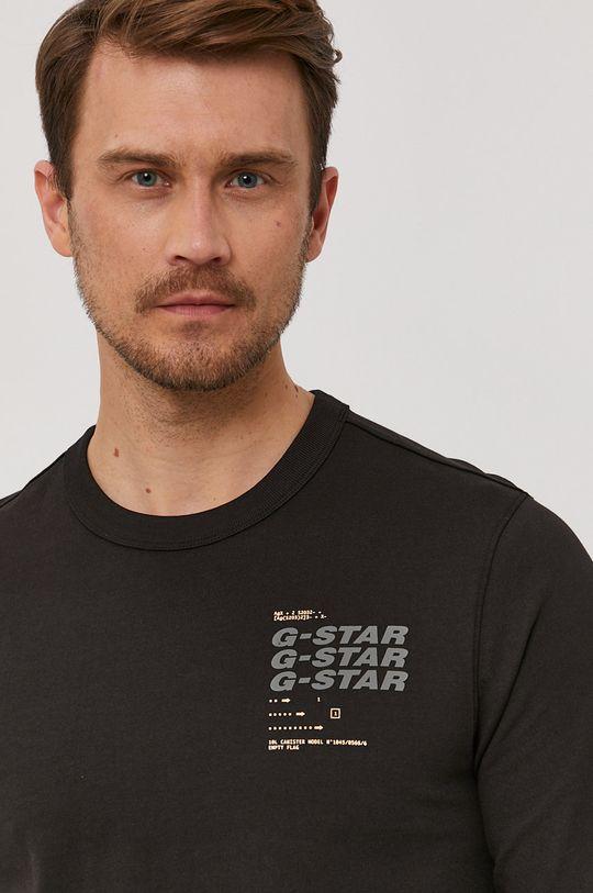 G-Star Raw - Tričko s dlhým rukávom Pánsky