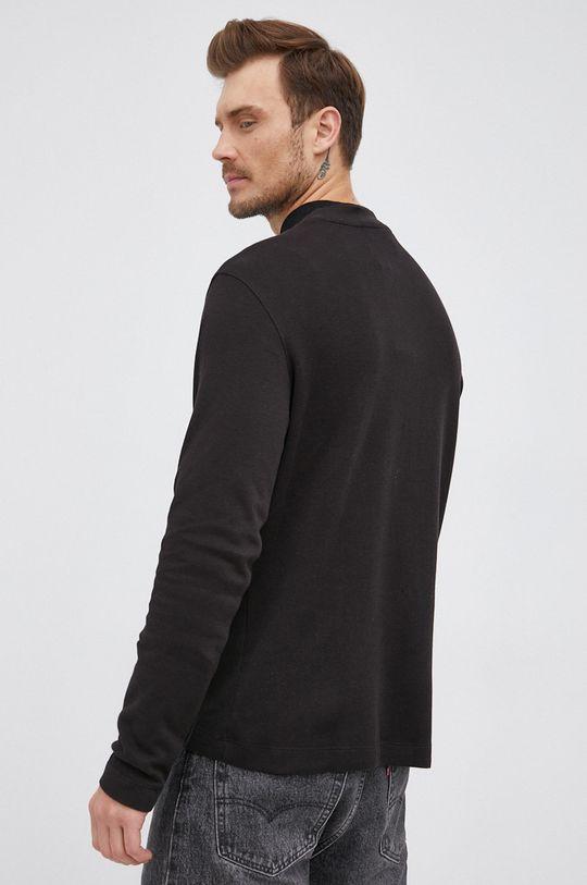 Calvin Klein Jeans - Bavlněné tričko s dlouhým rukávem  100% Organická bavlna