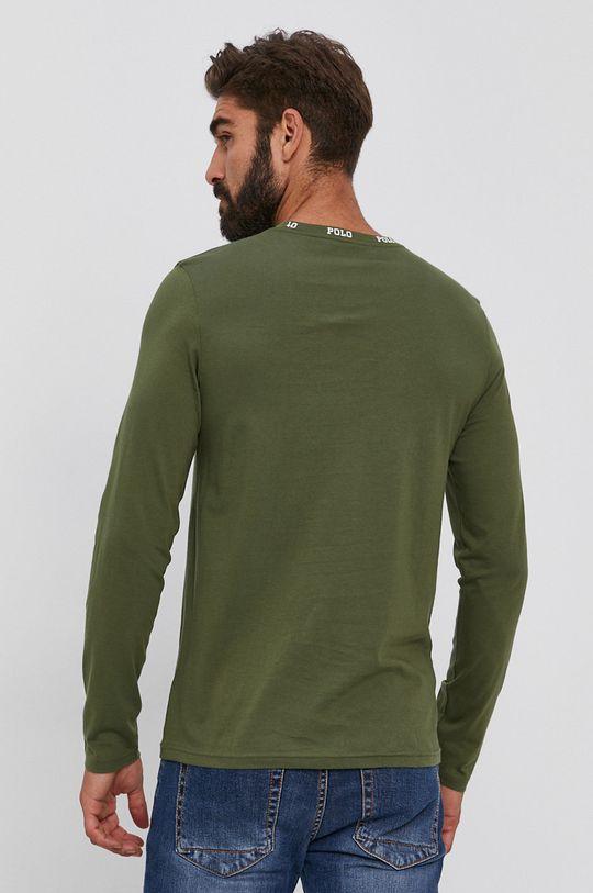Polo Ralph Lauren - Bavlnené tričko s dlhým rukávom  100% Bavlna