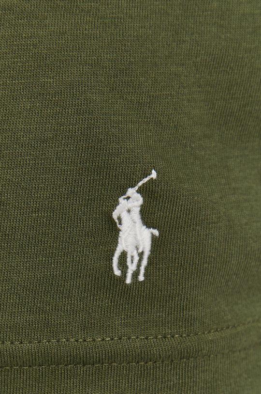 Polo Ralph Lauren - Bavlnené tričko s dlhým rukávom Pánsky