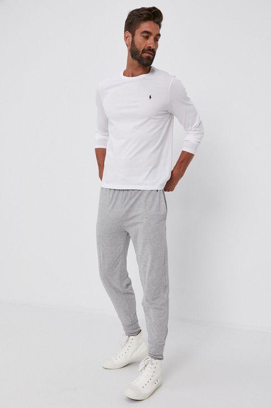 Polo Ralph Lauren - Longsleeve biały