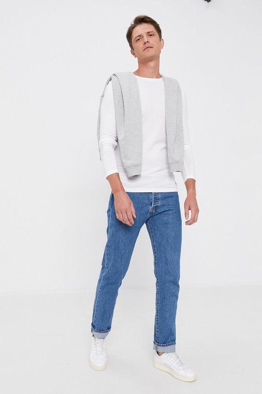 Polo Ralph Lauren - Longsleeve bawełniany (3-pack) biały