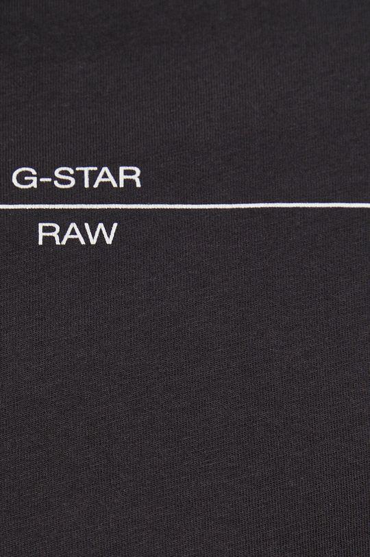 G-Star Raw - Longsleeve bawełniany Męski