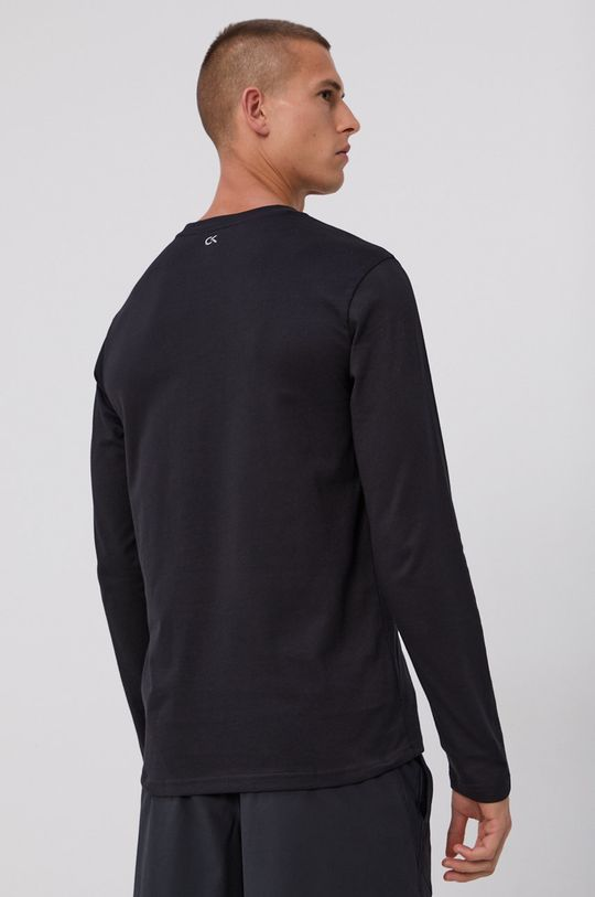 Calvin Klein Performance - Longsleeve  60% Bumbac, 40% Poliester