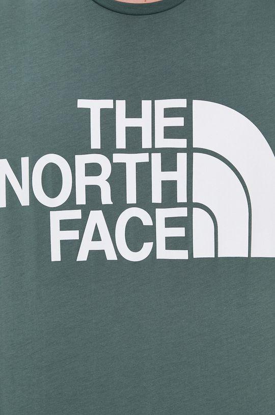 The North Face - Longsleeve din bumbac De bărbați