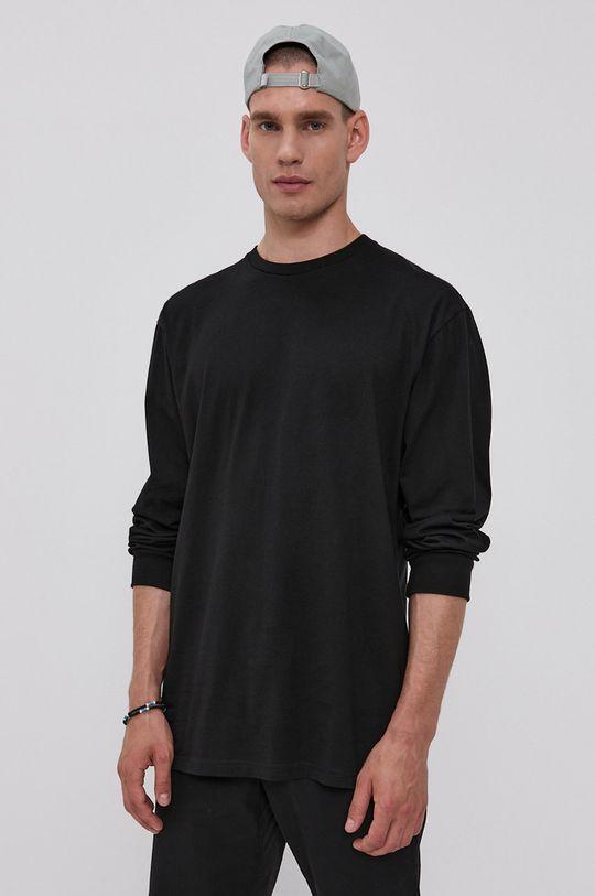 Vans - Tričko s dlouhým rukávem černá