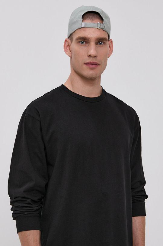 černá Vans - Tričko s dlouhým rukávem