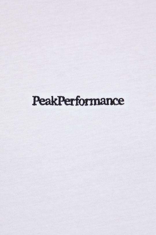 Peak Performance - Longsleeve din bumbac De bărbați