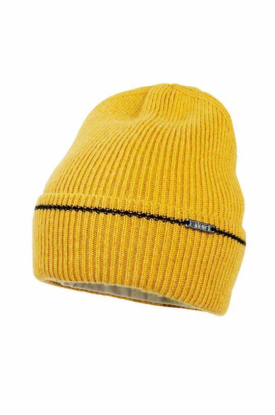 żółty Jamiks - Czapka dziecięca Gimli Chłopięcy