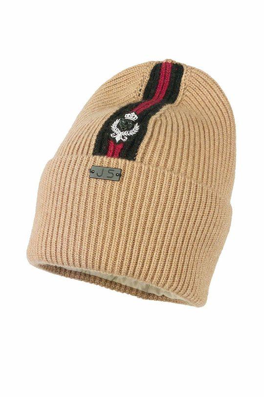Jamiks - Detská čiapka Koda  Podšívka: 100% Bavlna Základná látka: 5% Kašmír, 35% Polyamid, 30% Vlna, 30% Viskóza