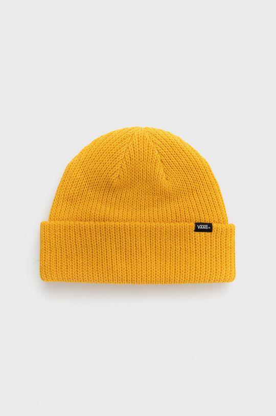Vans - Παιδικός σκούφος κίτρινο