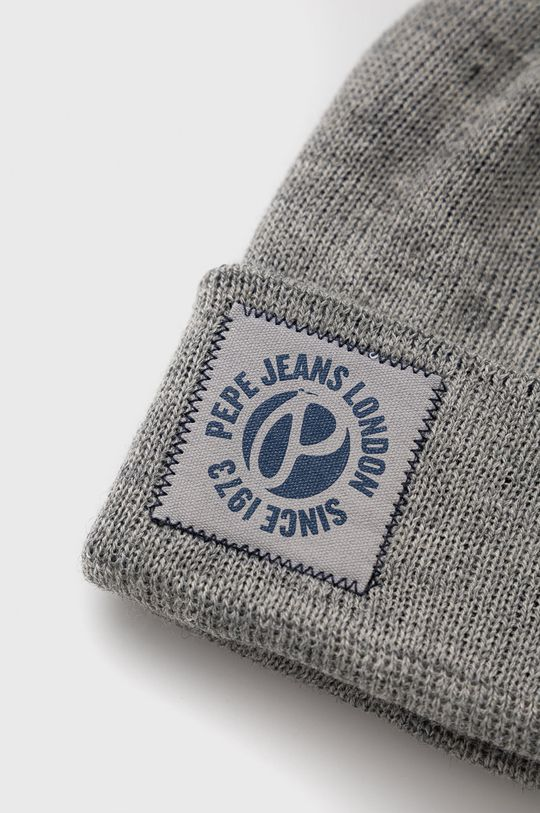 Pepe Jeans - Czapka 100 % Akryl