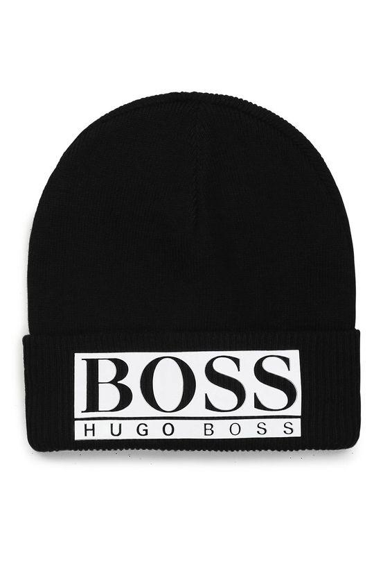 negru Boss - Caciula copii De băieți