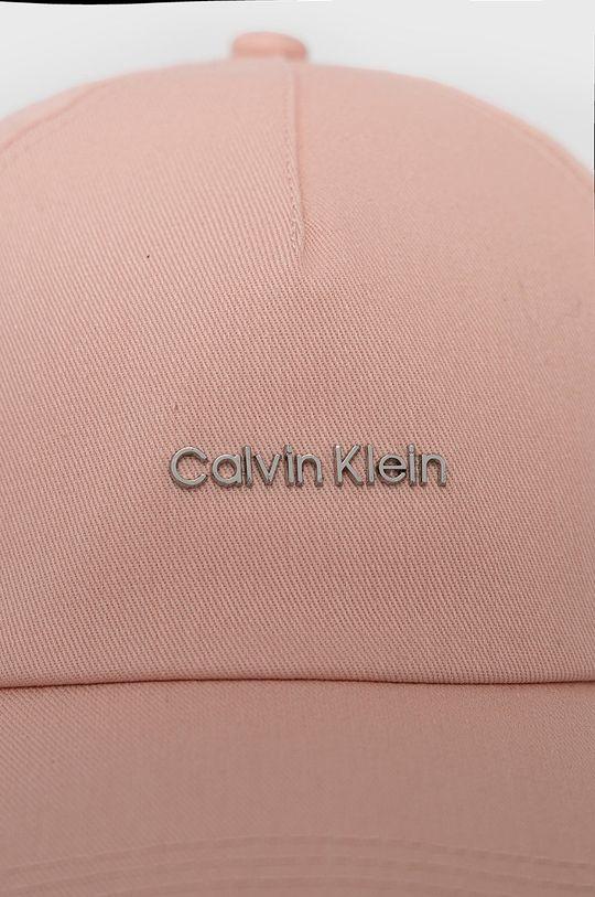 Calvin Klein - Čiapka ružová