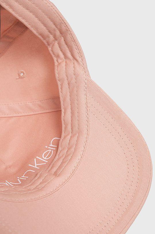 ružová Calvin Klein - Čiapka