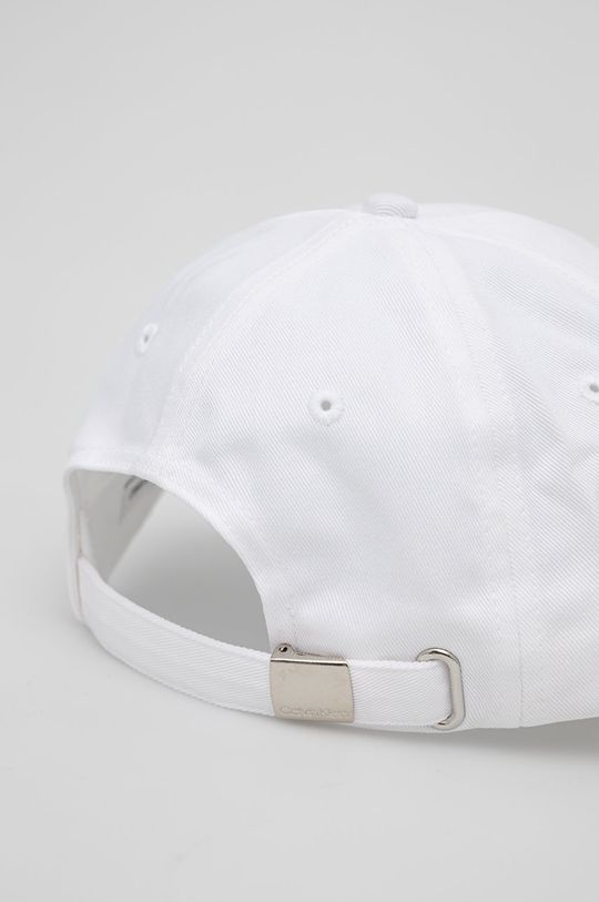 Calvin Klein - Kšiltovka bílá