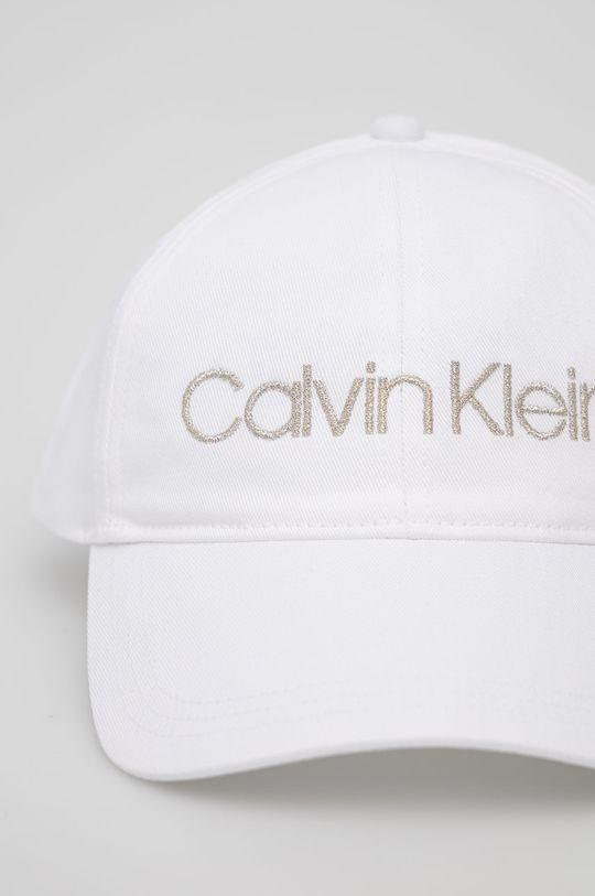 Calvin Klein - Kšiltovka  100% Bavlna