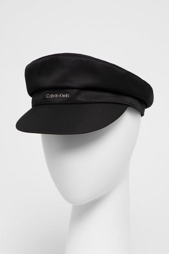 czarny Calvin Klein - Kaszkiet Damski