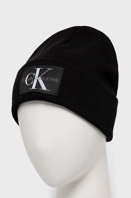 Calvin Klein Jeans - Czapka czarny