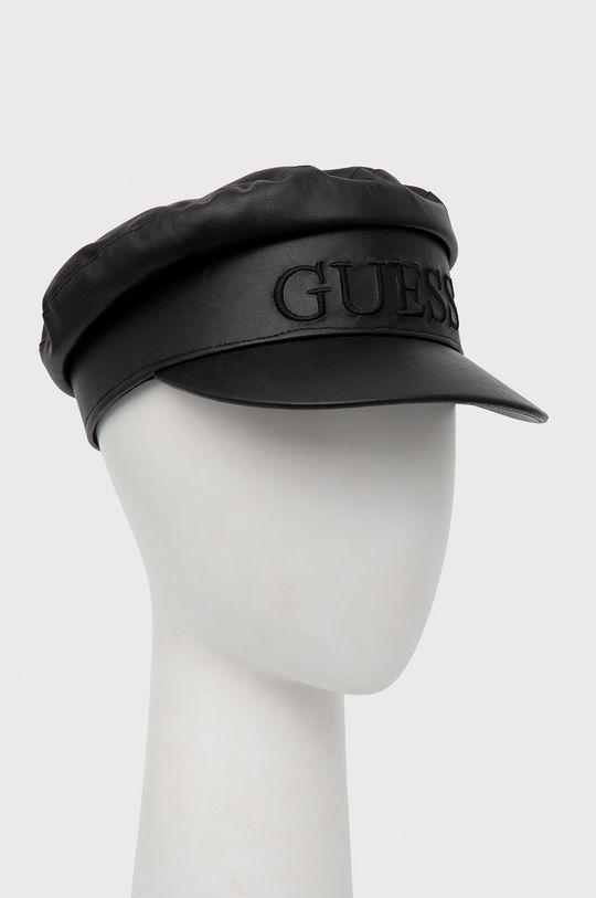 Guess - Kaszkiet 100 % Poliuretan